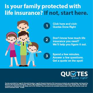 products insurance life general quote
